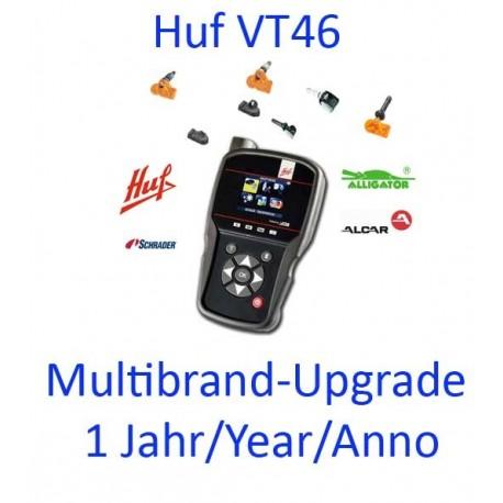 Huf VT46 Multimarkenupgrade
