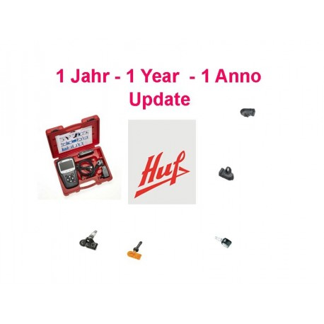 Software Update annual licence for Huf VT56