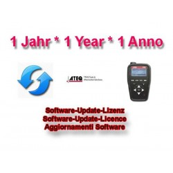 Ateq VT36 Software Update Code