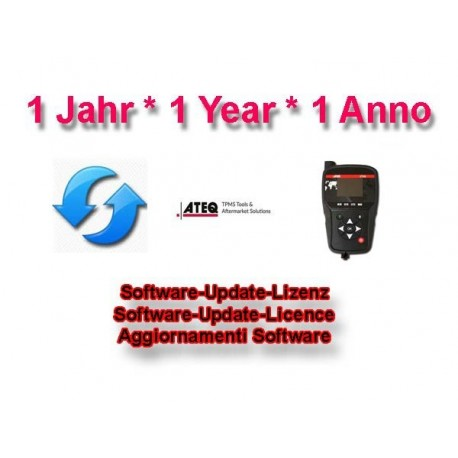 Ateq VT46 Software Update Code