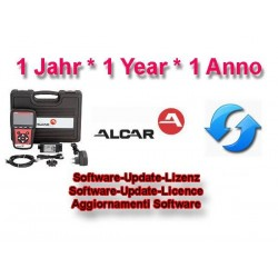 Software Update annual licence for Alcar VT56