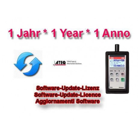 Ateq VT55 Software Licence Code