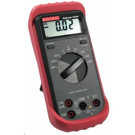 Multitester Digitale Volt/Ampere/Ohm