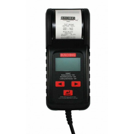 Battery-Tester Start&Stop Busching 100807