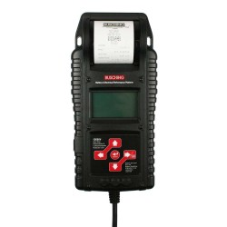Tester per Batterie Start&Stop Busching