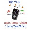 Huf VT46 Multibrand-licence code for 1 year