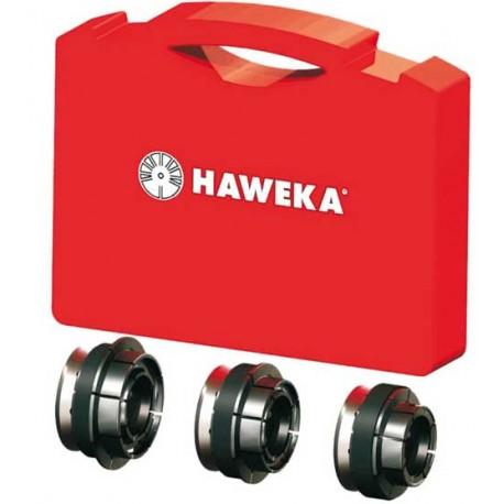 Haweka Duo Expert III Zentrierhülsensatz