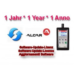 Alcar VT55 Software Update Code