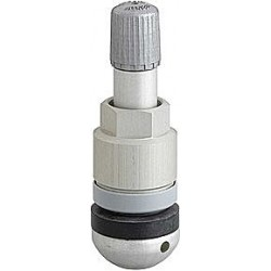 Alligator Alloy Valve-Kit silver