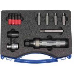 Hand impact screwdriver set SW-Stahl
