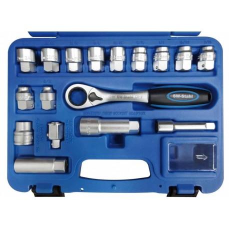 Schock Tool Assortimento SW-Stahl 06540L