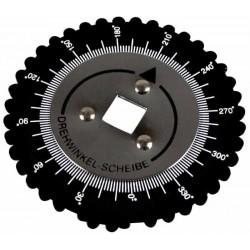 Drehwinkelmessscheibe SW-Stahl 03910L