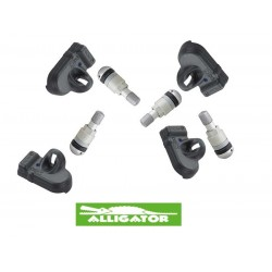 Alligator RDKS Set Metallventil