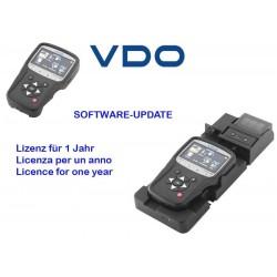 Software Update Jahreslizenz VDO-TPMS-Pro