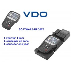 Software Update licenza annuale per VDO-TPMS-Pro