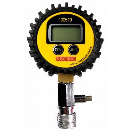 Manometro Compressione digitale 40 bar Busching 100519