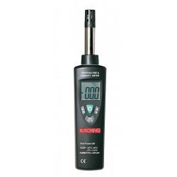 Luftfeuchte- und Temperaturmessgerät Busching 100546