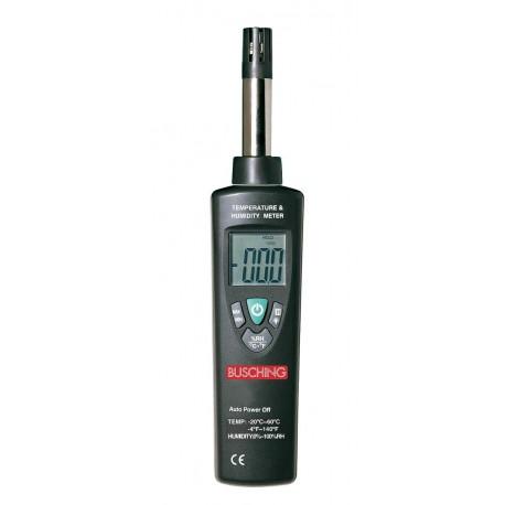Tester Umidità e Temperatura Busching 100546